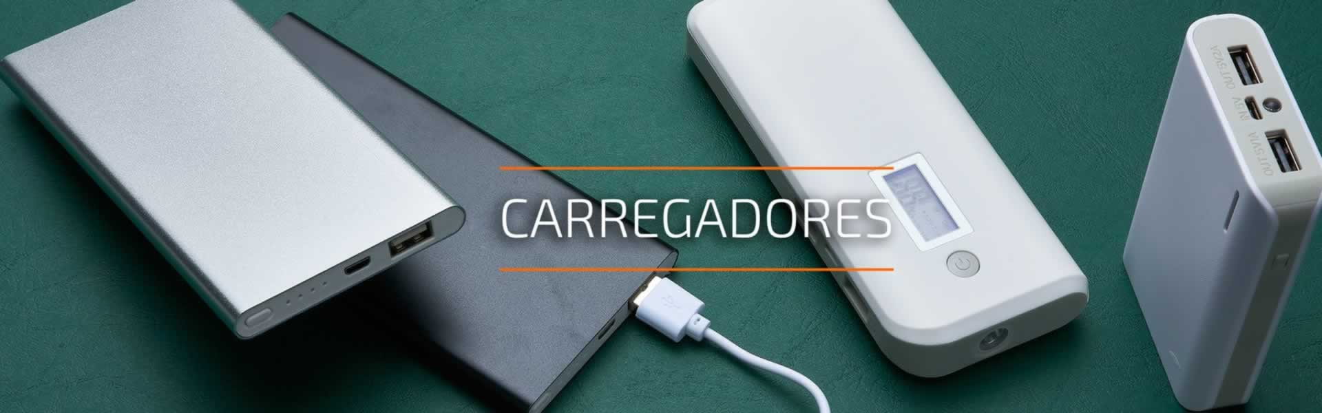 Carregadores Power Bank